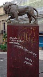Lion à la boule – San Sebastián – Donostia