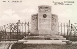 Monument à Nungesser – Valenciennes