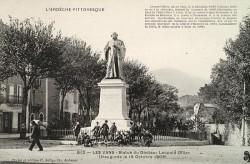 Monument au docteur Ollier – Les Vans