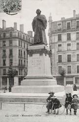 Monument au docteur Ollier – Lyon (fondu)