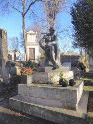 Tombe de la famille Dahhan – Cimetière du Père Lachaise – Paris (75020)