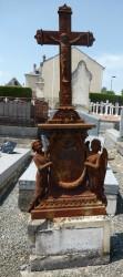 Croix funéraire –  Saint-Maixent-l'Ecole