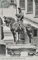Monument à Louis d'Orléans – Pierrefonds