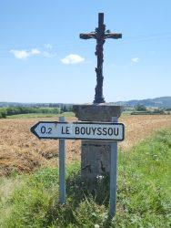 Croix de carrefour  – Le Bouyssou