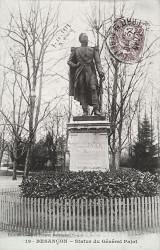 Monument au général Pajol – Besançon (fondu)