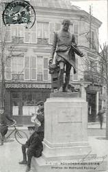 Monument à Bernard Palissy – Boulogne-Billancourt