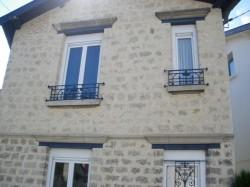 Balcons de croisée – 21 rue Prince d'Orange – Saint-Dizier