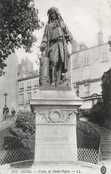 Monument à Denis Papin – Blois