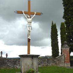 Christ en croix – Brousse