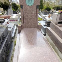 Tombe de Guy Sautour – Cimetière du Père Lachaise – Paris (75020)