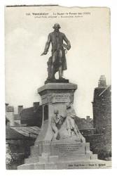 Monument à Parmentier – Montdidier
