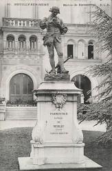 Monument à Parmentier – Neuilly-sur-Seine (fondu) (remplacé)