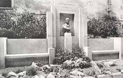 Monument à Louis Pasteur (buste) – Dole