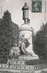 Monument à Louis Pasteur – Dole