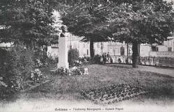 Monument à Charles Péguy – Orléans
