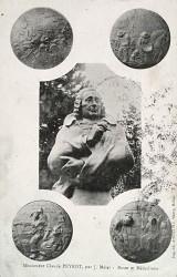 Monument à Claude Peyrot – Millau