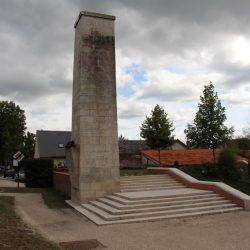 Monument aux morts de la résistance – La-Ferté-Saint-Aubin