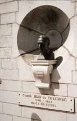 Monument au comte de Polignac – Guidel