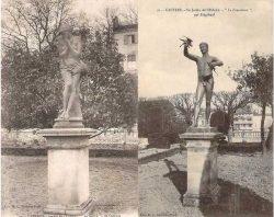 Statue « La Cigale » (Fondue) – Castres