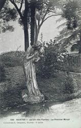 Le Premier Miroir ou la Baigneuse au Miroir – Jardin des Plantes – Nantes