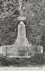 Monument à Hector Pron, peintre de paysages – Troyes