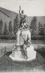 Monument à Pierre Joseph Proudhon – Besançon
