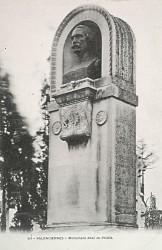 Monument à Abel de Pujol – Valenciennes