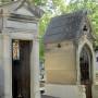 Portes de chapelles sépulcrales - Division 95 (1) - Cimetière du Père Lachaise - Paris (75020) - Image3