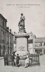 Monument à Rameau – Dijon (fondu)