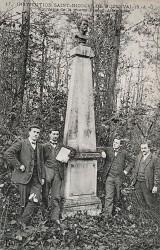 Monument à Henri Regnault – Buzenval