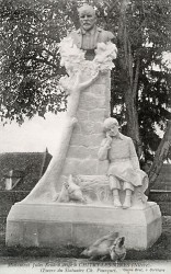 Monument à Jules Renard – Chitry-les-Mines