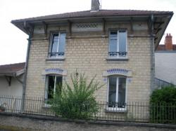 Balcons de croisée Guimard – 24 rue G. Maistre – Saint-Dizier