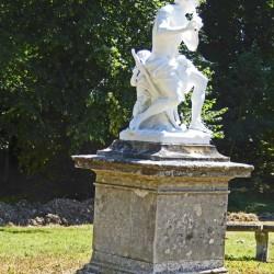 Berger flûteur – Château de Franconville – Saint-Martin-du-Tertre