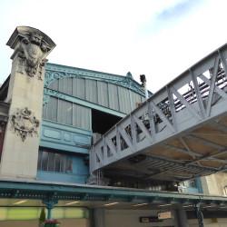Station de métro Gare d'Austerlitz – Paris (75013)