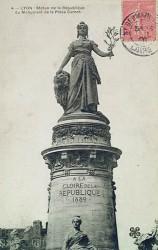 Fontaine de la République – Lyon