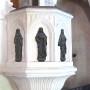 Appliques de chaire (5) -  Église Saint-Pierre-ès-Liens - Fontvielle - Image2