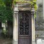 Portes de chapelles sépulcrales  - Division 18 - Cimetière du Père Lachaise - Paris (75020) - Image7
