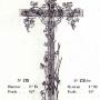 Croix funéraire – cimetière – Marbaix (13) - Image3