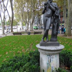 Bilbao faune flûteur 01