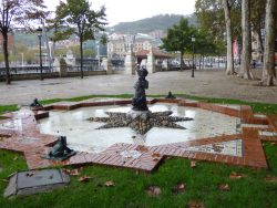 Fontaines aux Tritons (2) – Bilbao