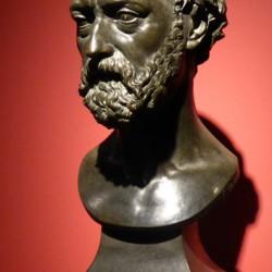 Buste de Viollet-le-Duc