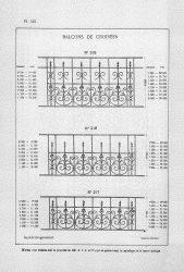 CAP_PL0116 – Balcons de croisées