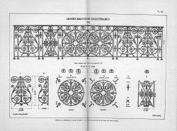 CAP_PL0263 – Grands balcons ou balustrades