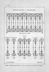 CAP_PL0287 – Grands balcons ou balustrades