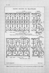 CAP_PL0309 – Grands balcons ou balustrades