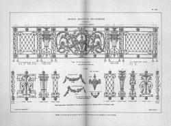 CAP_PL0318 – Grands balcons ou balustrades