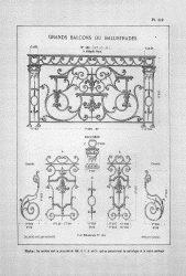 CAP_PL0319 – Grands balcons ou balustrades