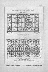 CAP_PL0328 – Grands balcons ou balustrades