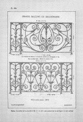 CAP_PL0329 – Grands balcons ou balustrades