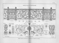 CAP_PL0330 – Grands balcons ou balustrades
